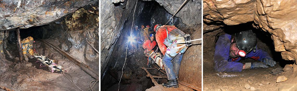 Underground obstacles