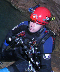 Diving Officer - Chris Jewell