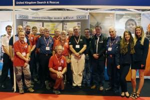 Group picture of UK SAR members at ESS 2014