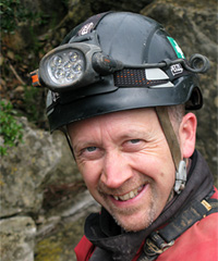 Equipment Officer - Mike Clayton