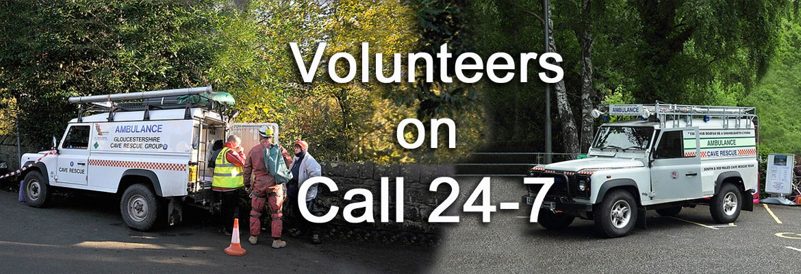 Volunteers on Call 24-7