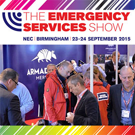 Emergency Services Show 2015
