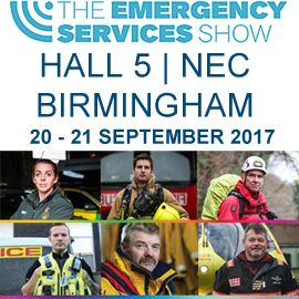 Emergency Services Show 2017
