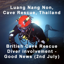 Tham Luang Nang Non Cave, Thailand – Supplement