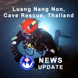 Tham Luang Nang Non Cave, Thailand – Update 5