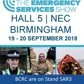 Emergency Services Show 2018