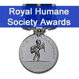 2019 Royal Humane Society Awards