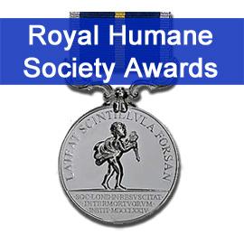 Royal Humane Society Awards Presentation