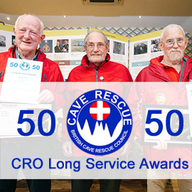 CRO Long Service Awards