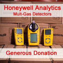 Honeywell Analytics Multi-Gas Detectors