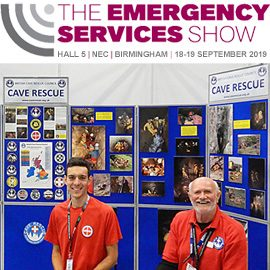 Emergency Services Show 2019