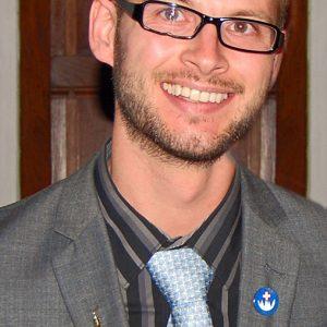 Josh Bratchley MBE