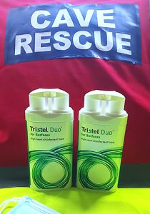 Tristel Duo for Surfaces